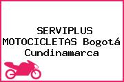 SERVIPLUS MOTOCICLETAS Bogotá Cundinamarca