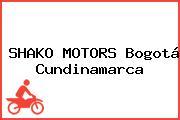 SHAKO MOTORS Bogotá Cundinamarca
