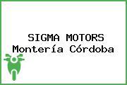 SIGMA MOTORS Montería Córdoba