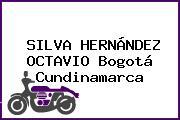 SILVA HERNÁNDEZ OCTAVIO Bogotá Cundinamarca