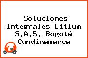 Soluciones Integrales Litium S.A.S. Bogotá Cundinamarca
