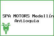 SPA MOTORS Medellín Antioquia