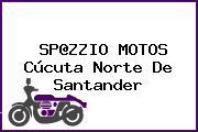 SP@ZZIO MOTOS Cúcuta Norte De Santander