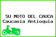 SU MOTO DEL CAUCA Caucasia Antioquia