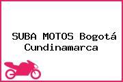 SUBA MOTOS Bogotá Cundinamarca