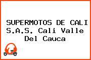 SUPERMOTOS DE CALI S.A.S. Cali Valle Del Cauca