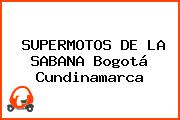 SUPERMOTOS DE LA SABANA Bogotá Cundinamarca