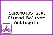 SUROMOTOS S.A. Ciudad Bolívar Antioquia