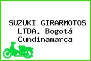 SUZUKI GIRARMOTOS LTDA. Bogotá Cundinamarca