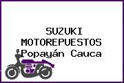 SUZUKI MOTOREPUESTOS Popayán Cauca