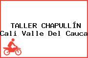 TALLER CHAPULLÍN Cali Valle Del Cauca