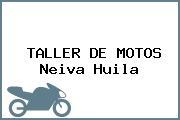 TALLER DE MOTOS Neiva Huila