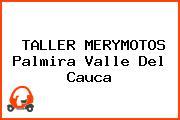 TALLER MERYMOTOS Palmira Valle Del Cauca
