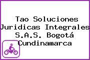 Tao Soluciones Juridicas Integrales S.A.S. Bogotá Cundinamarca