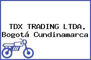 TDX TRADING LTDA. Bogotá Cundinamarca