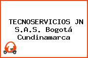 TECNOSERVICIOS JN S.A.S. Bogotá Cundinamarca