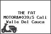 THE FAT MOTOR'S Cali Valle Del Cauca