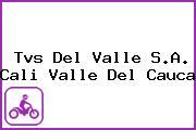 Tvs Del Valle S.A. Cali Valle Del Cauca