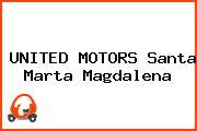 UNITED MOTORS Santa Marta Magdalena
