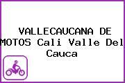 VALLECAUCANA DE MOTOS Cali Valle Del Cauca