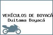 VEHÍCULOS DE BOYACÁ Duitama Boyacá