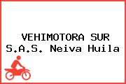 VEHIMOTORA SUR S.A.S. Neiva Huila