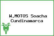 W.MOTOS Soacha Cundinamarca