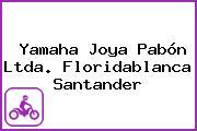 Yamaha Joya Pabón Ltda. Floridablanca Santander