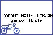 YAMAHA MOTOS GARZON Garzón Huila