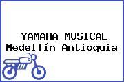 YAMAHA MUSICAL Medellín Antioquia
