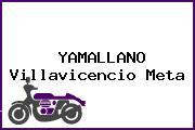 Yamallano Villavicencio Meta