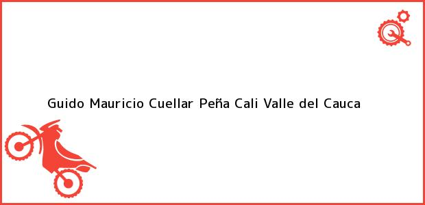 Teléfono, Dirección y otros datos de contacto para Guido Mauricio Cuellar Peña, Cali, Valle del Cauca, Colombia