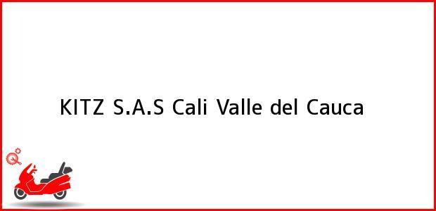 Teléfono, Dirección y otros datos de contacto para KITZ S.A.S, Cali, Valle del Cauca, Colombia