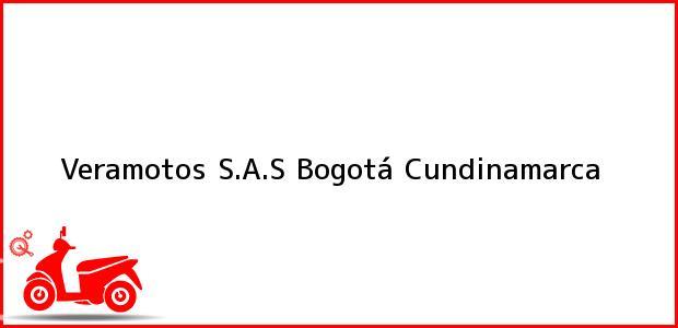 Teléfono, Dirección y otros datos de contacto para Veramotos S.A.S, Bogotá, Cundinamarca, Colombia
