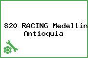 820 RACING Medellín Antioquia