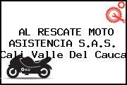 AL RESCATE MOTO ASISTENCIA S.A.S. Cali Valle Del Cauca