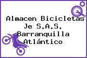 Almacen Bicicletas Je S.A.S. Barranquilla Atlántico