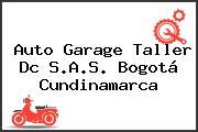 Auto Garage Taller Dc S.A.S. Bogotá Cundinamarca