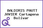 BALDIRIS PAUTT JAVIER Cartagena Bolívar