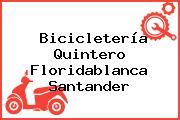 Bicicletería Quintero Floridablanca Santander