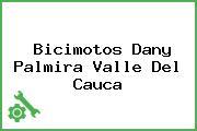 Bicimotos Dany Palmira Valle Del Cauca