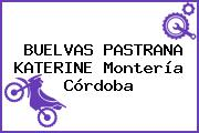 BUELVAS PASTRANA KATERINE Montería Córdoba