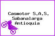 Casmotor S.A.S. Sabanalarga Antioquia