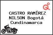 CASTRO RAMÍREZ NILSON Bogotá Cundinamarca