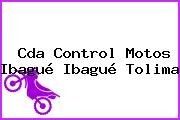 Cda Control Motos Ibagué Ibagué Tolima