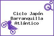 Ciclo Japón Barranquilla Atlántico