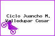 Ciclo Juancho M. Valledupar Cesar