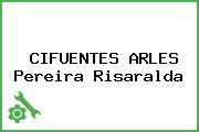 CIFUENTES ARLES Pereira Risaralda