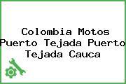 Colombia Motos Puerto Tejada Puerto Tejada Cauca