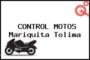 CONTROL MOTOS Mariquita Tolima